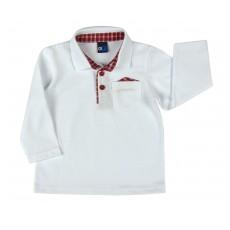 bluzeczka polo dla maluszka - GT-6347