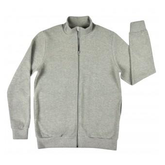 sweterek męski długi zamek - GT-6353