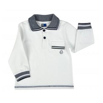 bluzeczka chłopięca polo