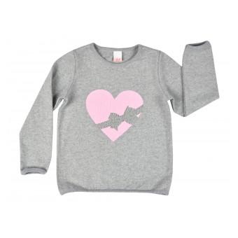 sweterek dziewczęcy - A-7969