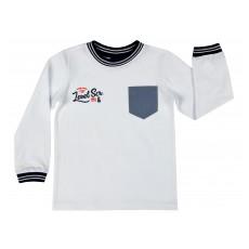 bluzka chłopięca z kieszonką - GT-6375