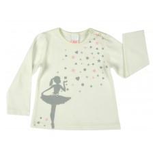 bluzeczka dziewczęca długi rękaw - A-7975