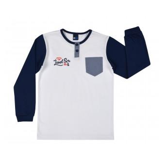 bluzka chłopięca polo - GT-6381