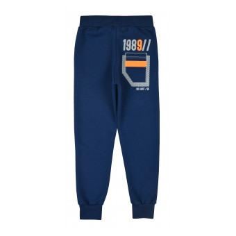 ciepłe spodnie dresowe chłopięce