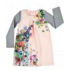 pikowana sukienka dziewczęca - AR-7271