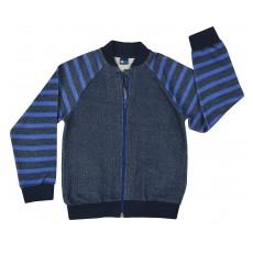 bluza chłopięca długi zamek - GT-5451