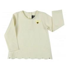 ciepła bluza dziewczęca - AM-7986