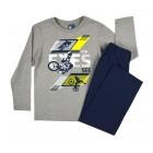 GT-4512 - piżama chłopięca długi rękaw