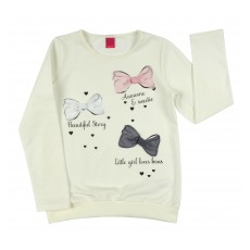 cienka bluza dziewczęca - A-8030