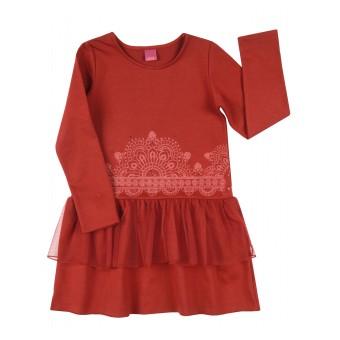 elegancka sukienka dziewczęca - A-8023
