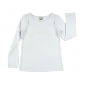 bluzka dziewczęca długi rękaw - A-8029
