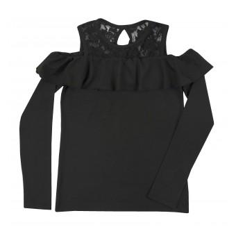 bluzka dziewczęca długi rękaw - A-8039