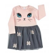 sukieneczka z tiulem - A-8045
