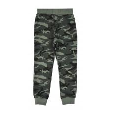 spodnie dresowe z obniżonym krokiem - GT-5933