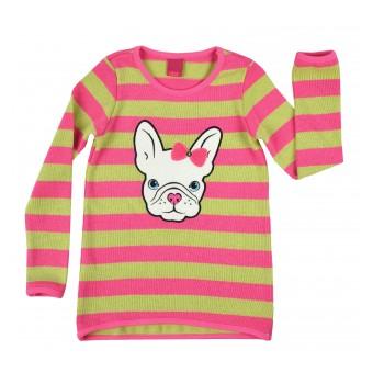 sweterek dziewczęcy - A-7802