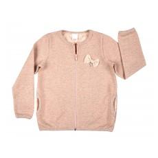 bluza dziewczęca długi zamek - A-8073