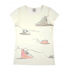 bluzka krótki rękaw - A-8095