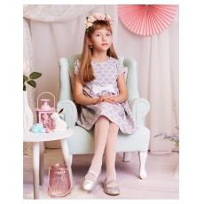 sukienka dziewczęca krótki rękaw - A-8085