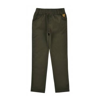 mięciutkie spodnie chłopięce z tkaniny - GT-6385