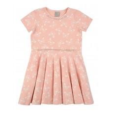sukienka dziewczęca z koła - A-8148