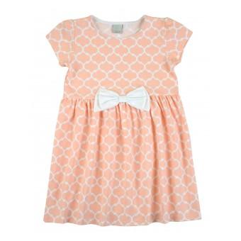 sukienka dziewczęca krótki rękaw