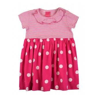 sukieneczka krótki rękaw - A-8168
