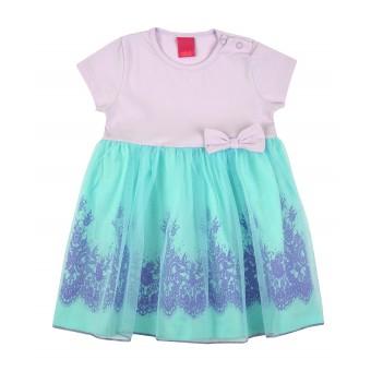 sukieneczka z tiulem - A-8214