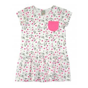 sukienka dziewczęca - A-8244