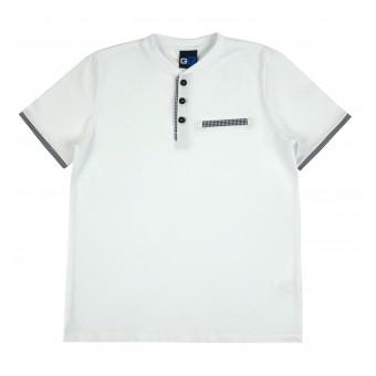 koszulka chłopięca polo - GT-6742