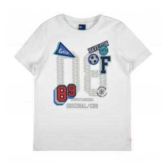 koszulka chłopięca krótki rękaw - GT-5850