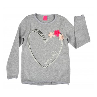sweterek dziewczęcy - A-7868