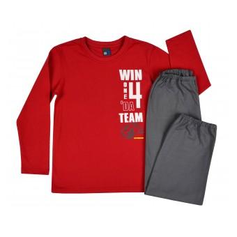 piżamka chłopięca długi rękaw - GT-4802