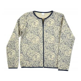 bluza dziewczęca długi zamek - A-8302