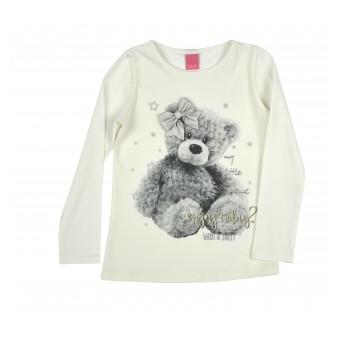 bluzeczka dziewczęca długi rękaw - A-7919
