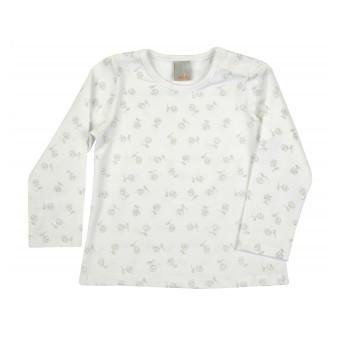 bluzeczka dziewczęca długi rękaw - A-8381