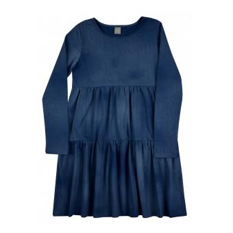 sukienka  a`la jeans - A-8313