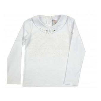 bluzeczka dziewczęca z kołnierzykiem - A-8399