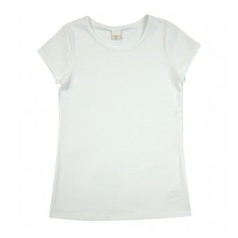 bluzka krótki rękaw - A-8408