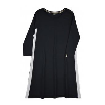 sukienka z lampasami - A-8462