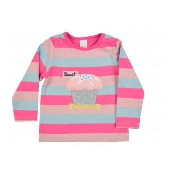 sweterek dziewczęcy - A-8460