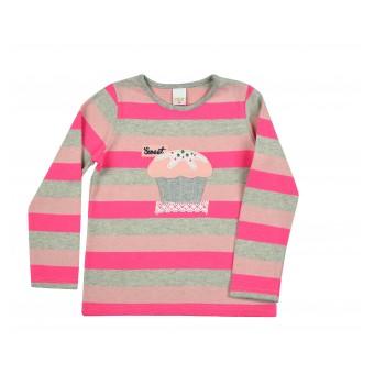 sweterek dziewczęcy - A-8461