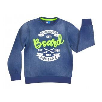 bluza chłopięca a`la jeans - GT-6215