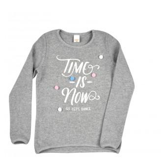 sweterek dziewczęcy - A-8500
