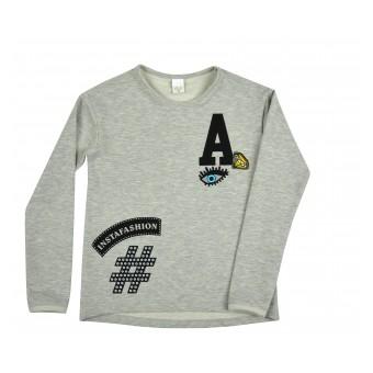 bluza dziewczęca - A-8514