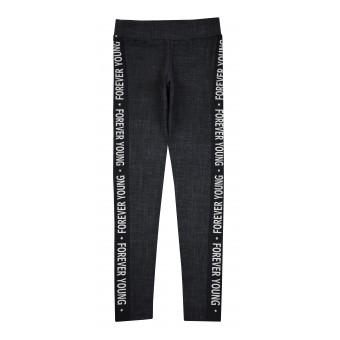 spodnie dziewczęce - A-8486