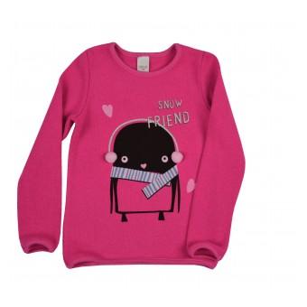 sweterek dziewczęcy - A-8510