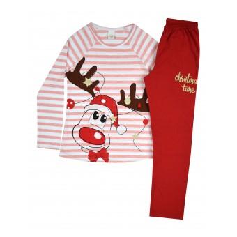 piżama dziewczęca - A-8528