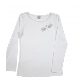 bluzka dziewczęca długi rękaw - A-8289