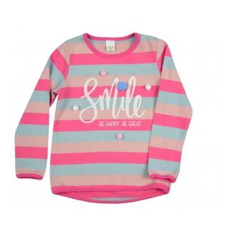 sweterek dziewczęcy - A-8538
