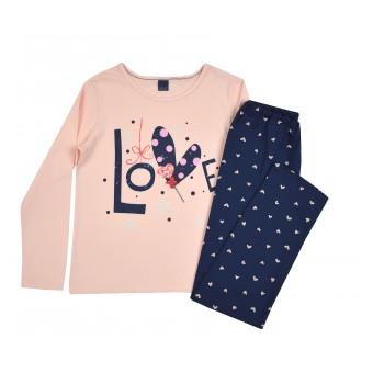 piżama dziewczęca - A-8564